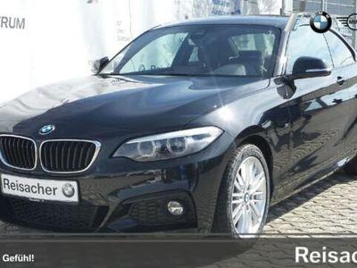 gebraucht BMW 220 i A Coupé Navi,Automatic,M-Sportpaket,Autom,S