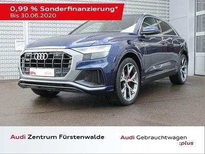 gebraucht Audi Q8 50 TDI qu.S Line AHK B&O HD-MATRIX PANOD 5StHZ