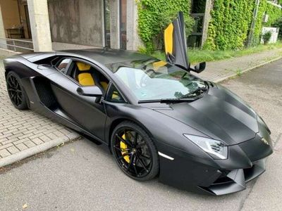 gebraucht Lamborghini Aventador LP 700-4*START/STOP*CARBON*MATT*