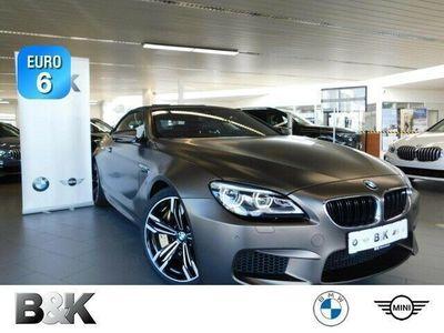 gebraucht BMW M6 Cabriolet Sportpaket Bluetooth HUD Navi LED PDC