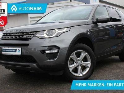 gebraucht Land Rover Discovery Sport TD4 Aut. SE |XENON|R-KAMERA|AHK|