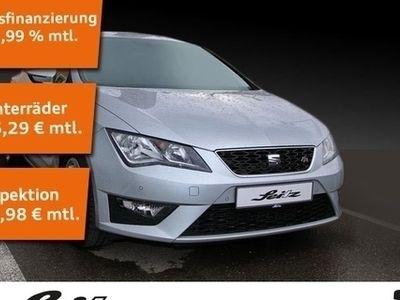 gebraucht Seat Leon SC 2.0 TDI FR Einparkhilfe