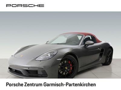 gebraucht Porsche 718 Boxster GTS 4.0 LenkradHZG Rückfahrkam. Temp