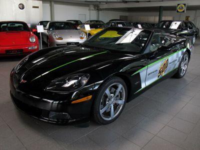 gebraucht Corvette C6 C6 CoupeCabrio *SCHALTER*INDY 500 Pace Car*Nr.93/500*