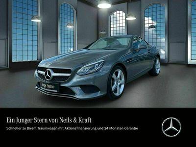 gebraucht Mercedes SLC200 SLCComand+LED+Kamera