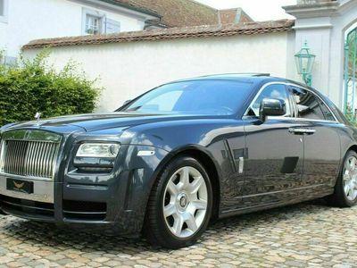 gebraucht Rolls Royce Ghost 6.6 V12 MANSORY als Limousine in Weil am Rhein