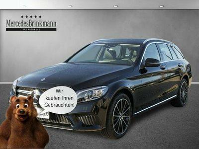 gebraucht Mercedes C300 C300de T-Modell AVANTGARDE/MULTIBEAM/AHK/NAVI/ DPF
