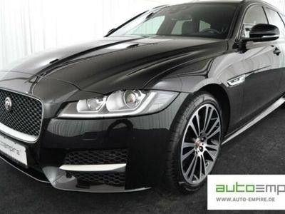 gebraucht Jaguar XF SB 25d-AWD R-Sport LED-XE/NAVI-SSD/LD/PANO/19