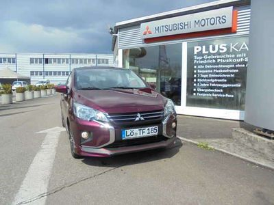 gebraucht Mitsubishi Space Star Intro Edition+ 1.2 MIVEC ClearTec CVT