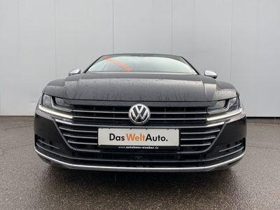 gebraucht VW Arteon 2.0 TSI DSG Elegance Pano StHz Navi LED D