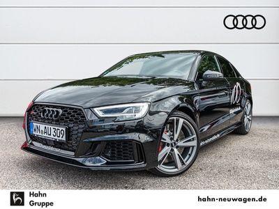 gebraucht Audi RS3 Limousine MMI Navigation plus Panorama-Glasdach