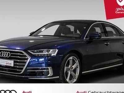 gebraucht Audi A8 50 TDI quattro tiptronic Massagesitze Head-Up