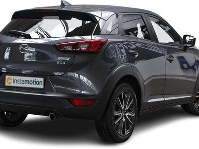 gebraucht Mazda CX-3 CX-3120 Aut. SPORTS-LINE Navi 1.Hand