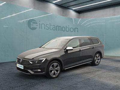 gebraucht VW Passat Alltrack Passat Alltrack Alltrack 2.0 TDI 4Motion DSG ACC/LED/AHK/Navi