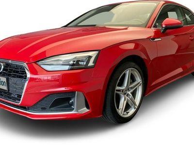 gebraucht Audi A5 A5Coupe adv. 40 TDI qu. - Kamera - Virtual-LED