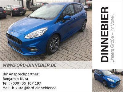 gebraucht Ford Fiesta ST-LINE*AT*TEMPOMAT*PRE-COLLISION-ASSIST*GROßER SPOILER* Neuwagen, bei Autohaus Dinnebier GmbH