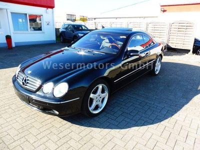 używany Mercedes 600 600 CL-Coupe/ 1 Hand / top gepfegt