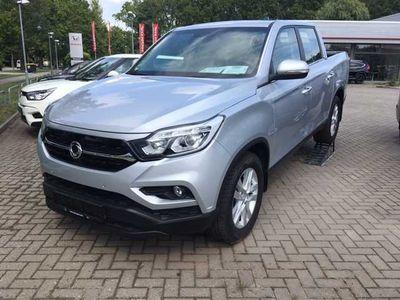 gebraucht Ssangyong Musso 2018 4WD Sapphire