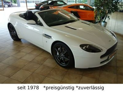 gebraucht Aston Martin V8 Vantage Roadster Sportshift *MwSt. awb.+Top*