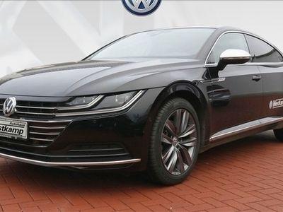 gebraucht VW Arteon Elegance 2,0 TDI LED ab 1,99% Kamera 19' Leder/Al