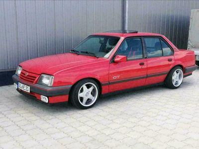 gebraucht Opel Ascona C GT 2.0i C20NE Lexmaul Paket ...