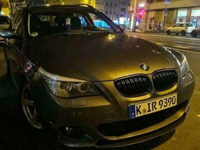 gebraucht BMW 525 M paket