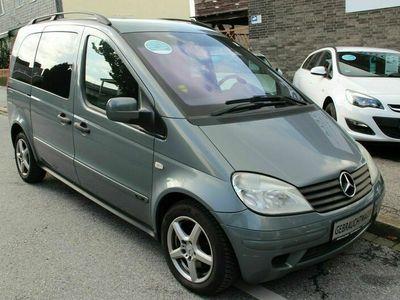 gebraucht Mercedes Vaneo Compact Van 1.9 7 Sitzer