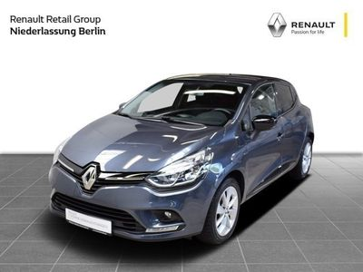 second-hand Renault Clio IV 1.2 TCE 120 ECO² LIMITED ENERGY Clio