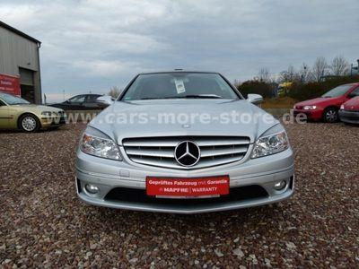 gebraucht Mercedes CLC180 Kompr., Panoramadach, 2 Sätze Alufelgen
