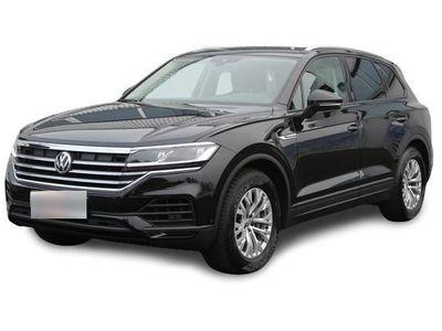 gebraucht VW Touareg V6 3.0TDI AHK+NAVI+LED+LEDER+KAMERA+ACC
