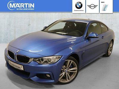 gebraucht BMW 430 d xDrive Coupé M Sportpaket Head-Up HK HiFi