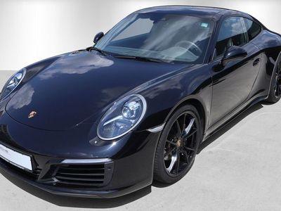 gebraucht Porsche 911 Carrera 4 991 3.0 Rückfahrkamera 20-Zoll