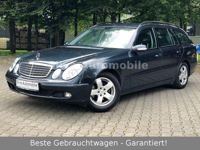 gebraucht Mercedes E220 CDI*2.Hand*PDC*AHK*Euro4*Klima*