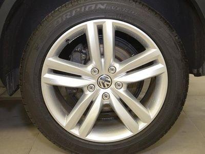 gebraucht VW Touareg V6 TDI AHK*Navi*Pano