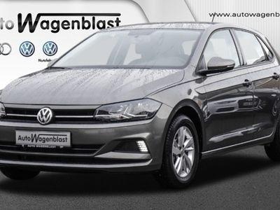 gebraucht VW Polo Comfortline 1.0 TSI DSG KLIMA+ACC+ALU+MFL