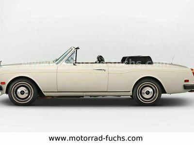 gebraucht Rolls Royce Corniche II Cabriolet als Limousine in Osnabrück