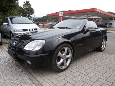 gebraucht Mercedes SLK200 RoadsterKompressor