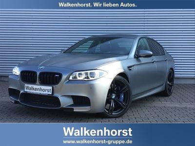 gebraucht BMW M5 Limousine EU6 Individual Lack LED HUD DDC