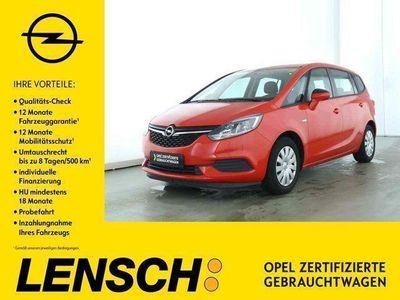 used Opel Zafira 1.4 AT Edition*AGR-Sitze*Sitzheizung*