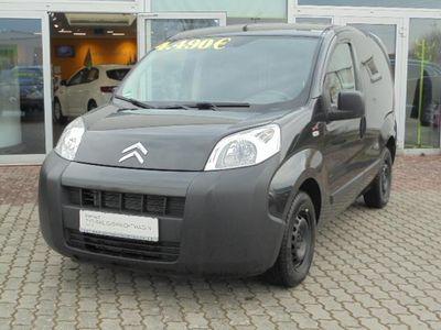 gebraucht Citroën Nemo 1.4 75 PS Kleintransporter Radio CD / USB