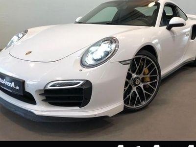 gebraucht Porsche 911 Turbo S **1.Hand/Navi/SHD/Chrono