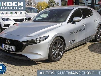 gebraucht Mazda 3 SKY-G 122PS Selection ACC Bose DesignPaket 360