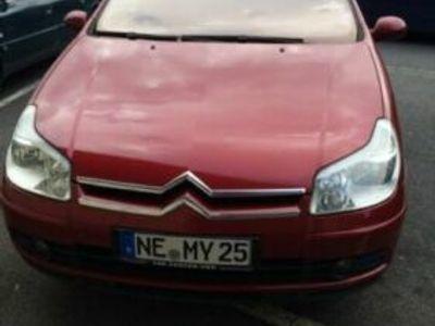 gebraucht Citroën C5 Kombi HDi 110 8xBereifung