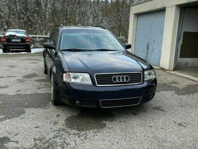 gebraucht Audi A6 Avant 4.2 quattro BOSE Navi Leder Voll