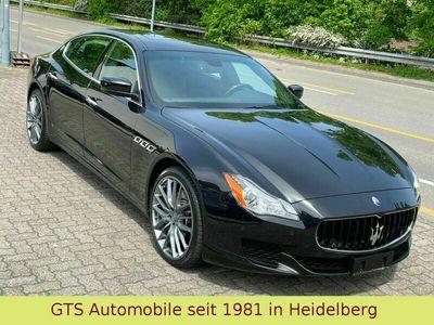 gebraucht Maserati Quattroporte S Q4 - ALLRAD - DAB - 21 Zoll !!!