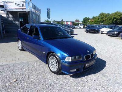 gebraucht BMW 323 Compact ti Sport Edition (E36)