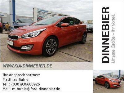 gebraucht Kia pro_cee'd Spirit 1.6 GDI Gebrauchtwagen, bei Autohaus Dinnebier GmbH