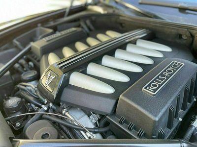 gebraucht Rolls Royce Ghost GhostZwölfzylinder-Turbomotor