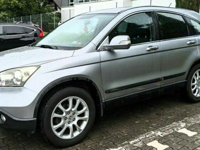 gebraucht Honda CR-V Elegance 2.2 CDTI *AHK*