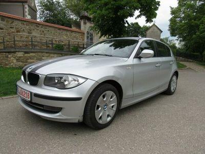 gebraucht BMW 116 d - Klima - Sitzheizung - Tempomat